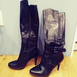 Shoes - Soft Leather Boots